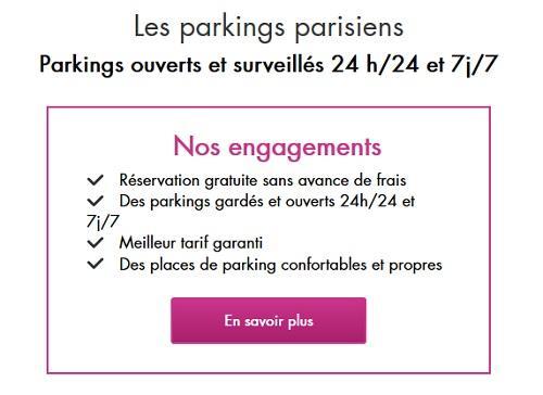 parking paris 19eme