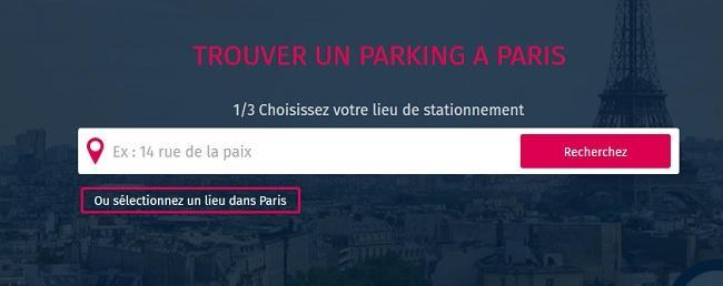 louer un parking pas cher